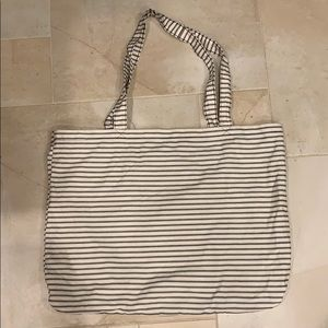 Anya Hindmarch Bags - Anya Hindmarch Striped Tote